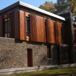 Pound Ridge contemporary construction