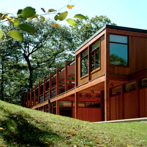 Westchester AIA Design Award – First Honor and Chicago AIA Distinguished Building Award