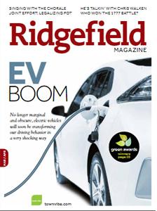 Ridgefield Magazine - Simple Elegance article
